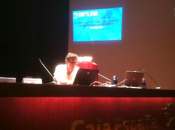 Participo en el I Otoño Digital en León