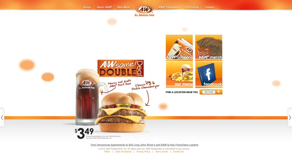 awrestaurants.com