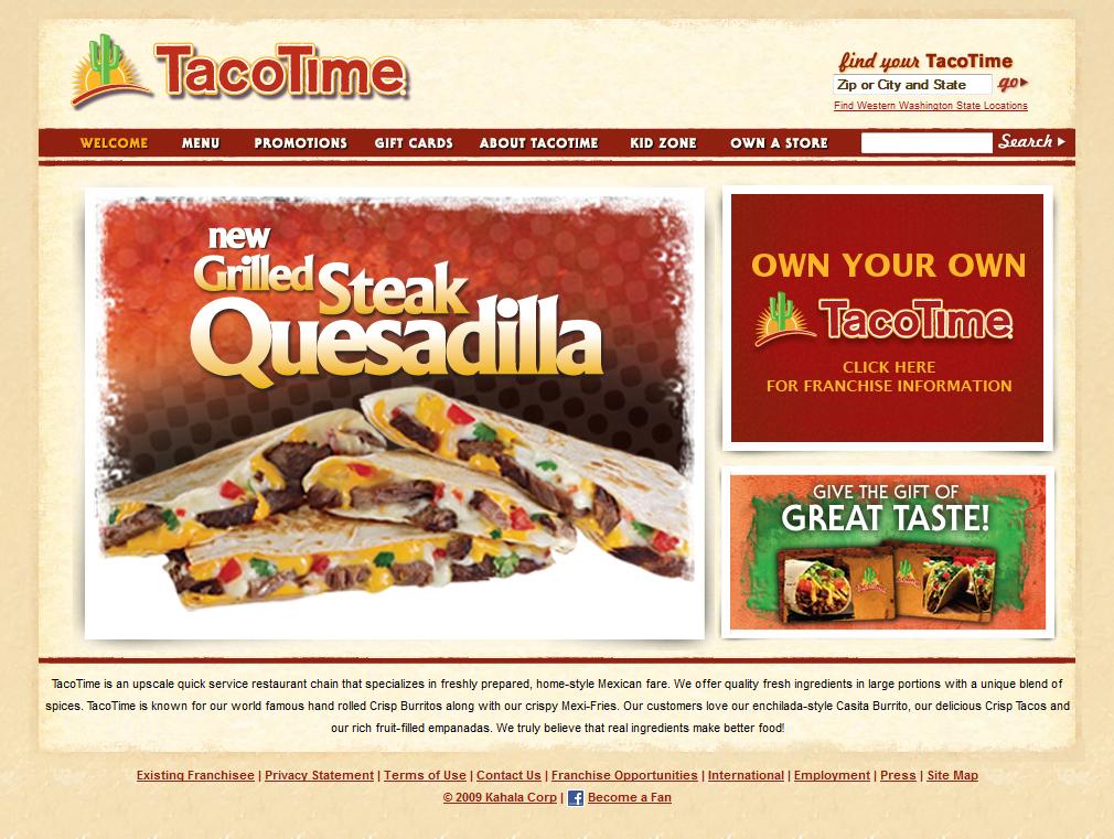 tacotime.com