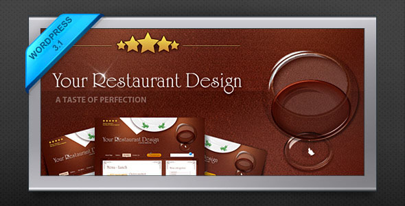 Restaurant Design WP
