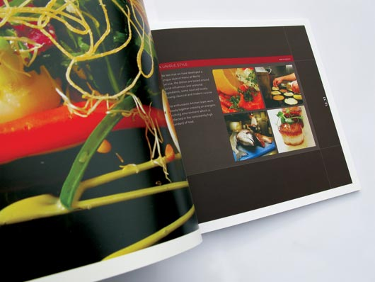 World Service Restaurant Brochure
