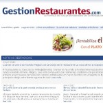 Gestion Restaurantes Home