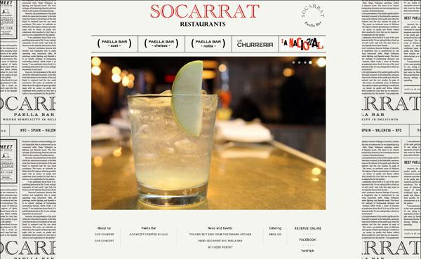 Socarrat Restaurants