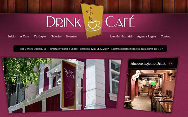 Drink Café