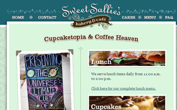Sweet Sallies Bakery