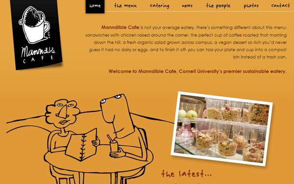 Manndible Café