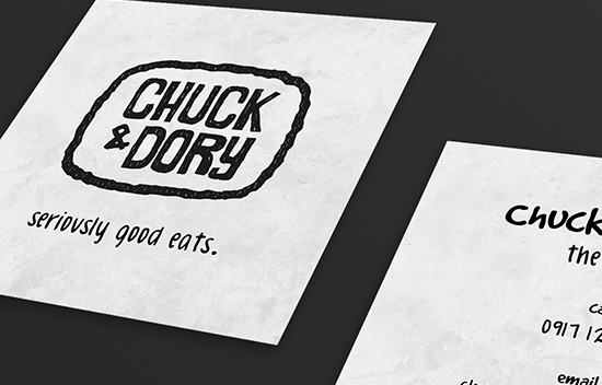 Chuck-dory