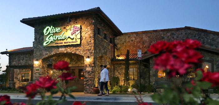Olive Garden cadena de restaurantes en estados unidos