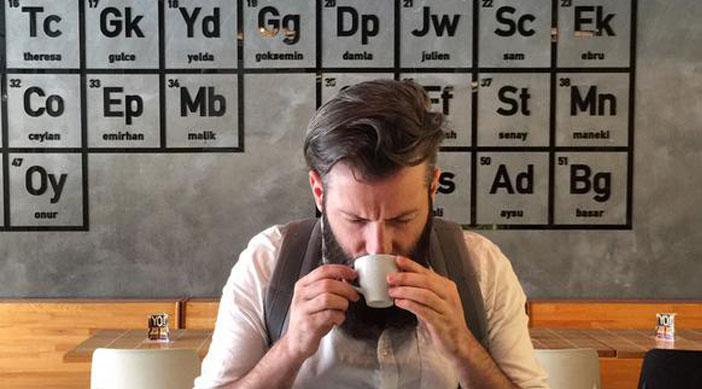 Walter's Coffee ambientado en Breaking Bad
