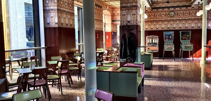 Bar Luce diseñado por Wes Anderson