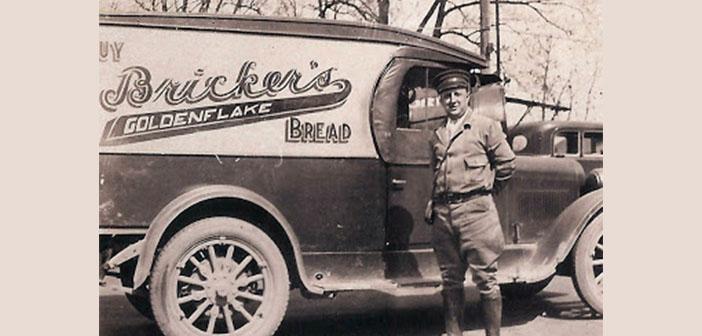 Furgoneta de pan de Bricker