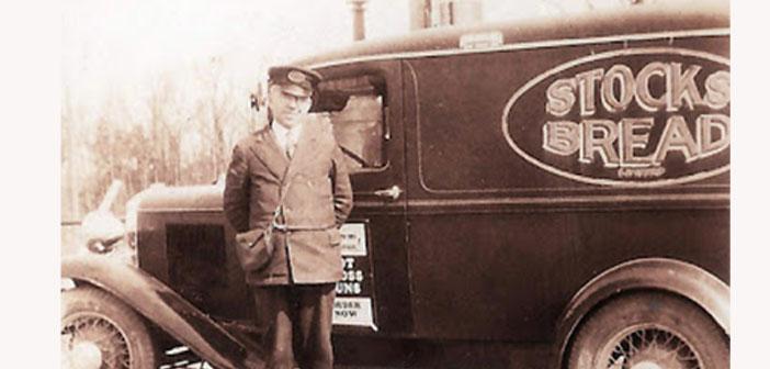Furgoneta de pan de Stocks, 1935