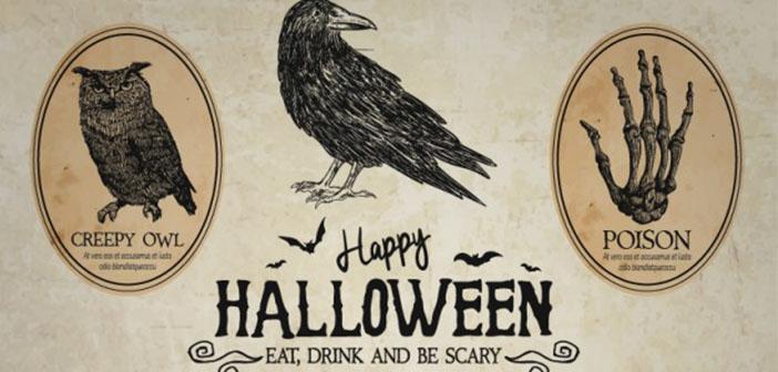 Ideas menú para halloween