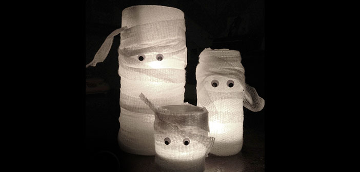 Iluminación para Halloween