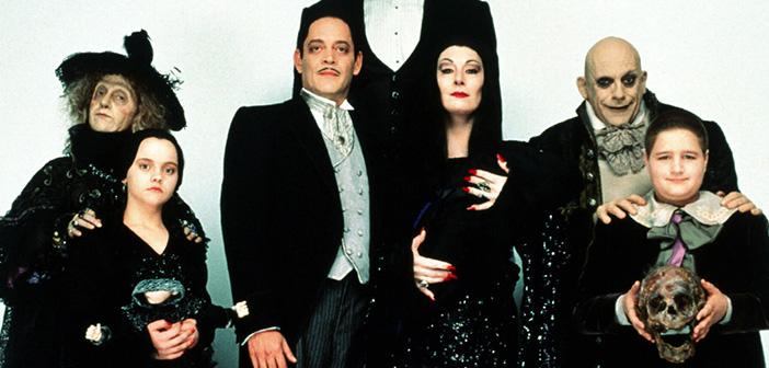 Personajes Familia Addams. Affordable Excellent Los Locos Adams Al ...