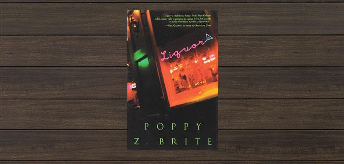 Liquor de Poppy Z. Brite