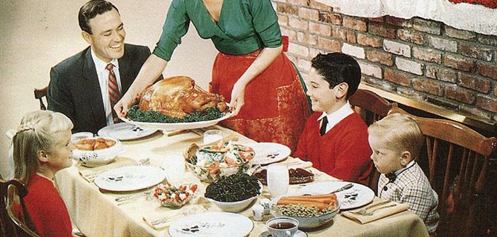 Acción de Gracias imagen en 1950