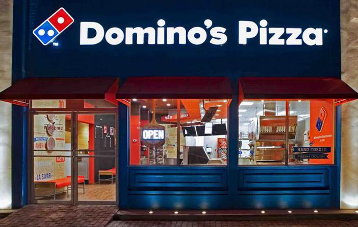 Restaurante Dominos Pizza