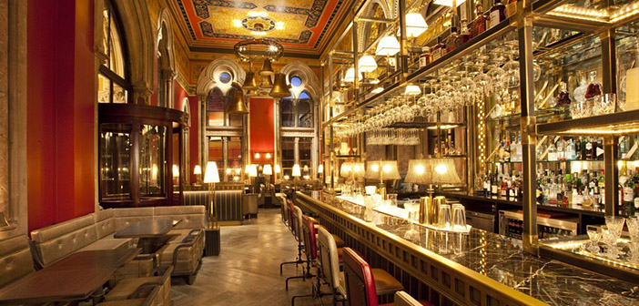 Restaurante Gilbert Scott