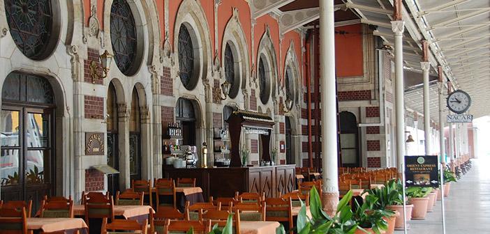 Restaurante Orient Express