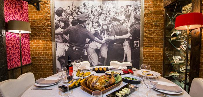 Restaurantes en España en Acción de Gracias