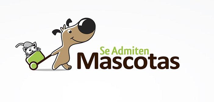 cartel se admiten mascotas