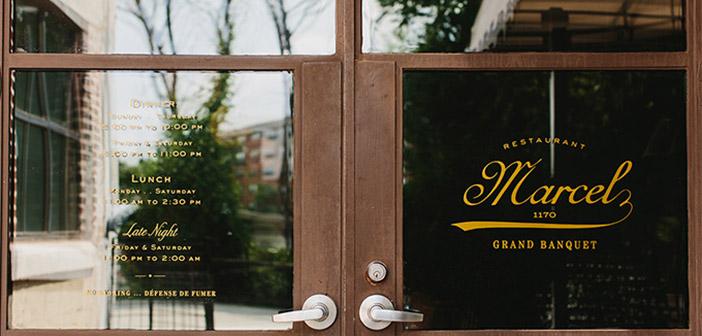 Restaurantes e imprentas