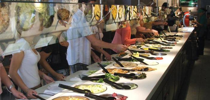 Restaurantes Fresco alimentación saludable