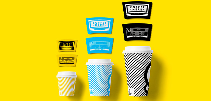 Colorista marca Coffe Here