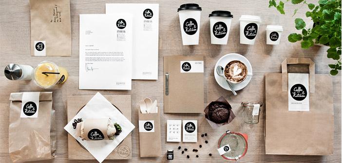 Imagen corporativa de Coffe and Kitchen