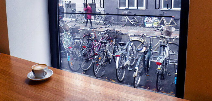 Si viajas a Copenhaguen estás obligado a visitar esta cafetería