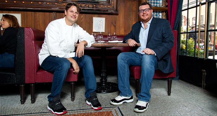 Que el personal lleve estas zapatillas era el sueño de los fundadores