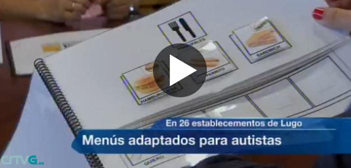 Iniciativa de los restaurantes de Lugo adaptar su menú para personas con autismo