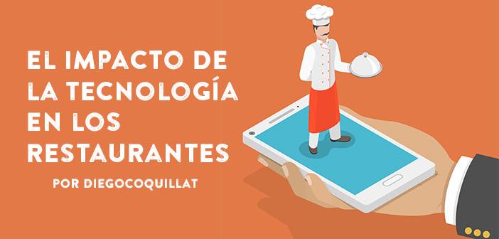La tecnología en los restaurantes en 2015