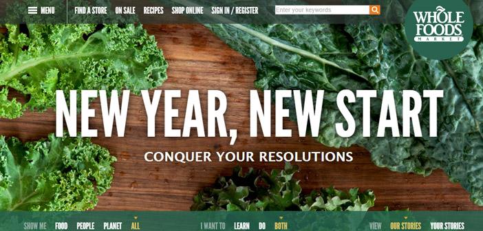 Whole Foods supermercado de comida orgánica