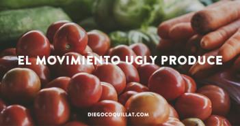 El movimiento Ugly Produce da una segunda oportunidad a los productos feos