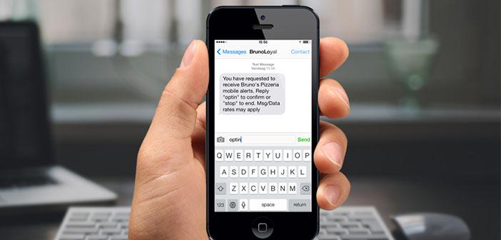 SMS, una de las tácticas de marketing móvil más accesibles