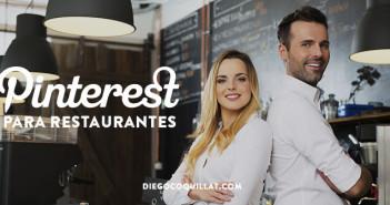 10 Razones por las que un restaurante debe de estar en Pinterest