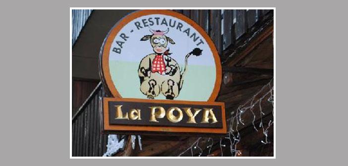 Este bar restaurante suizo toma el nombre de una región prealpina del país