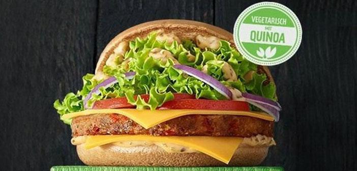 En el continente europeo el gigante de las hamburguesas también ha comenzado a atender las peticiones de la población vegetariana.