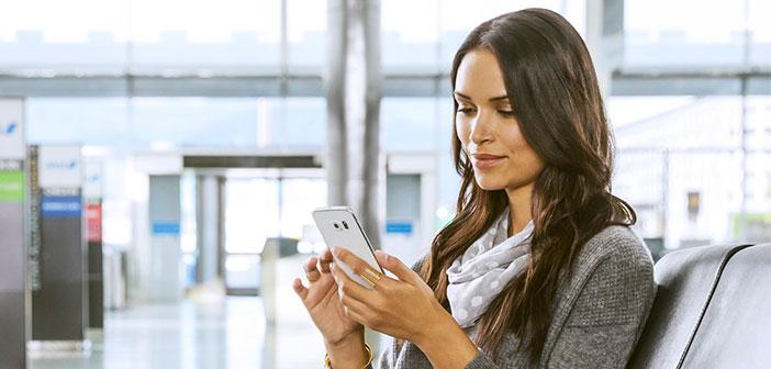 En el caso de que el viajero no tenga cuenta en Facebook, puede acceder a este servicio de vídeos conectándose a la red wifi del aeropuerto