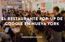 Small World: El restaurante pop-up de Google en Nueva York (Photography by Margarita Corporan)