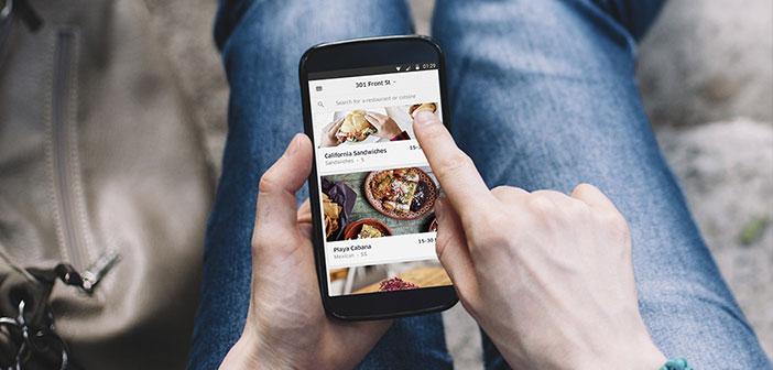 Muchos restaurantes se estén planteando la posibilidad de iniciar una presencia digital a través de los smartphones en forma de App o web móvil.