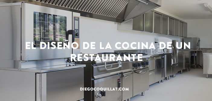 Cocina industrial planta ideas de dise o for Diseno cocinas industriales