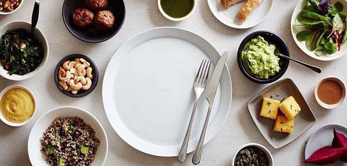 El primer restaurante que permite personalizar tu comida en base a tus necesidades nutricionales o dietéticas