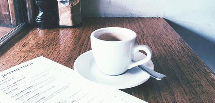 Journeyman ofrece mediante INTO descuentos especiales en el menú y cafés gratis.