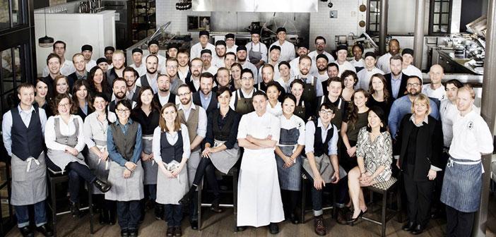 El gran equipo del restaurante Spoon & Stable