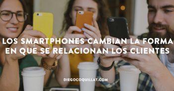 Los smartphones cambian la forma en que se relacionan los clientes con los restaurantes