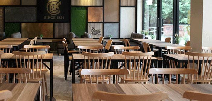 Burger King Garden Grill en Singapore