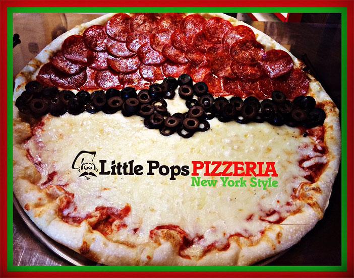 Little Pops y su PokePizza